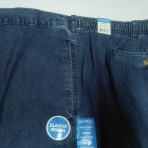 jean stretch en talla grande en panama